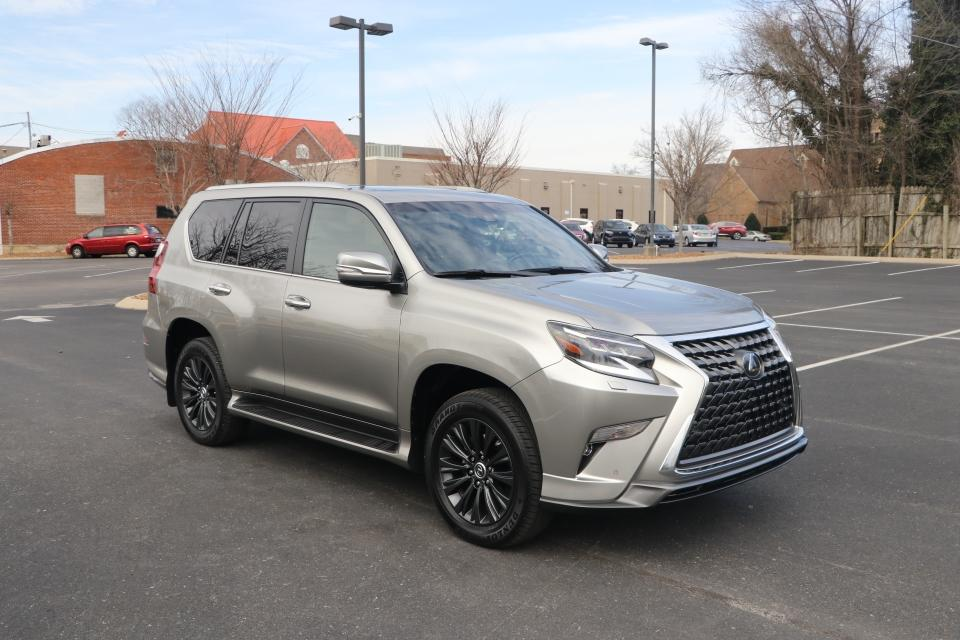 Used 2020 Lexus GX 460 LUXURY AWD W/NAV LUXURY for sale Sold at Auto Collection in Murfreesboro TN 37130 1