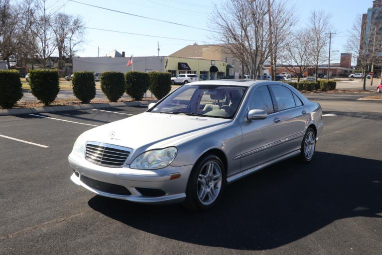 Used 2006 Mercedes-Benz S430 RWD W/NAV RWD for sale Sold at Auto Collection in Murfreesboro TN 37130 2