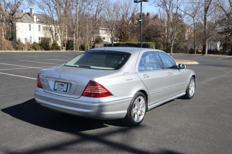 Used 2006 Mercedes-Benz S430 RWD W/NAV RWD for sale Sold at Auto Collection in Murfreesboro TN 37130 3