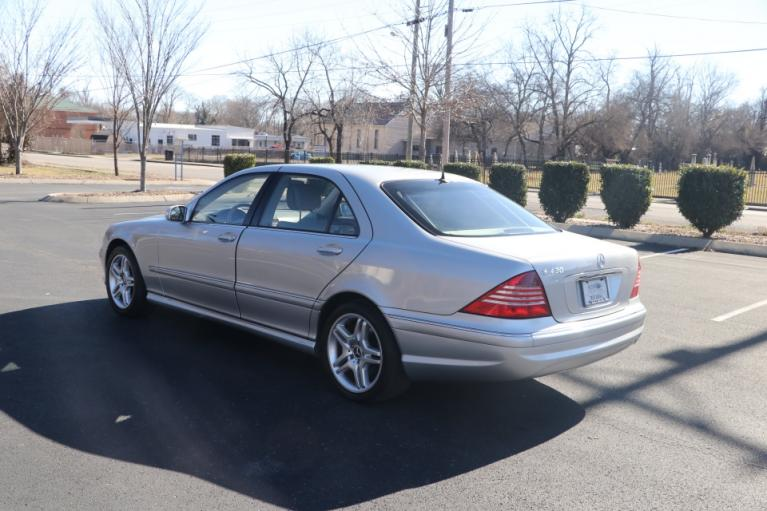 Used 2006 Mercedes-Benz S430 RWD W/NAV RWD for sale Sold at Auto Collection in Murfreesboro TN 37130 4