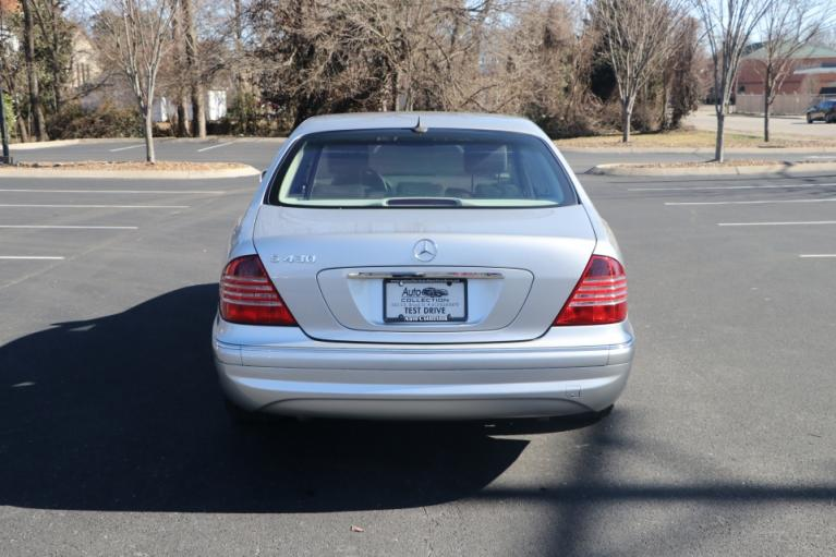Used 2006 Mercedes-Benz S430 RWD W/NAV for sale Sold at Auto Collection in Murfreesboro TN 37130 6