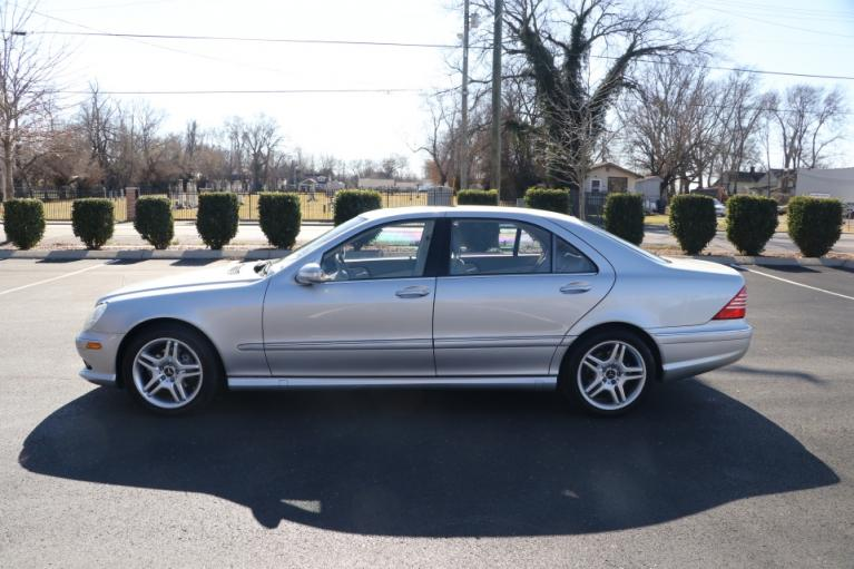 Used 2006 Mercedes-Benz S430 RWD W/NAV RWD for sale Sold at Auto Collection in Murfreesboro TN 37130 7