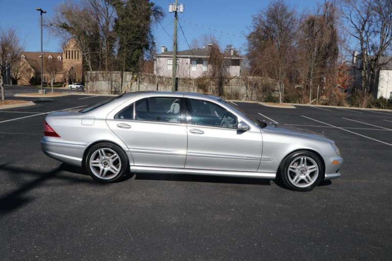 Used 2006 Mercedes-Benz S430 RWD W/NAV for sale Sold at Auto Collection in Murfreesboro TN 37130 8