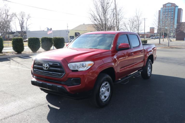 Used 2017 Toyota TACOMA SR5 Double Cab 4x2 SR5 DOUBLE CAB LONG BED I4 6AT 2WD for sale Sold at Auto Collection in Murfreesboro TN 37130 2