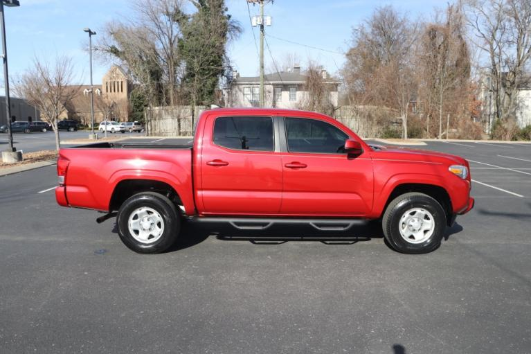 Used 2017 Toyota TACOMA SR5 Double Cab 4x2 SR5 DOUBLE CAB LONG BED I4 6AT 2WD for sale Sold at Auto Collection in Murfreesboro TN 37130 8