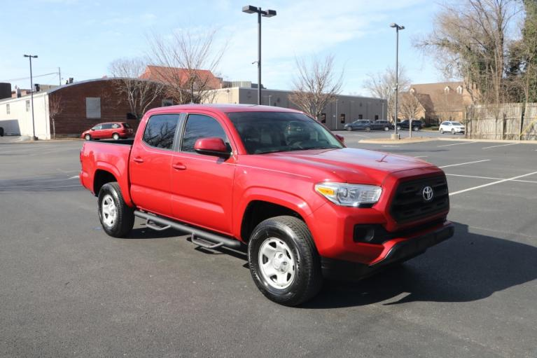 Used 2017 Toyota TACOMA SR5 Double Cab 4x2 SR5 DOUBLE CAB LONG BED I4 6AT 2WD for sale Sold at Auto Collection in Murfreesboro TN 37130 1