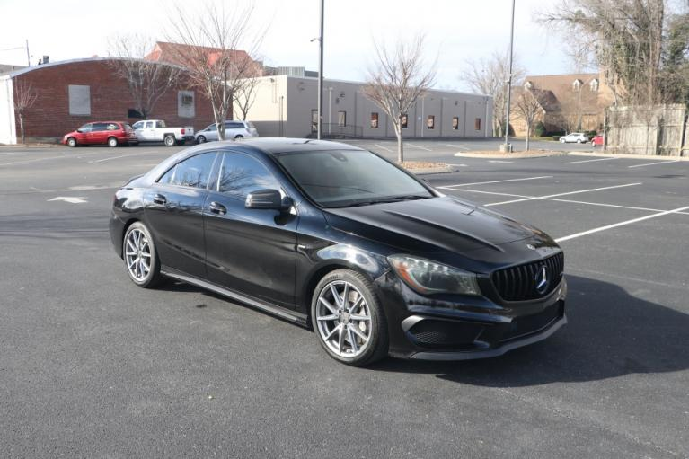 Used 2015 Mercedes-Benz CLA 45 AMG PREMIUM AWD W/NAV CLA 45 AMG for sale Sold at Auto Collection in Murfreesboro TN 37130 1