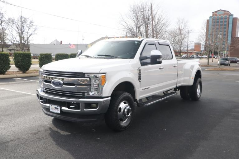 Used 2017 Ford F350 LARIAT SD 176'' CREW CAB 4X4 W/NAV LARIAT CREW CAB LONG BED DRW 4WD for sale Sold at Auto Collection in Murfreesboro TN 37130 2