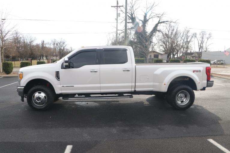 Used 2017 Ford F350 LARIAT SD 176'' CREW CAB 4X4 W/NAV LARIAT CREW CAB LONG BED DRW 4WD for sale Sold at Auto Collection in Murfreesboro TN 37130 7