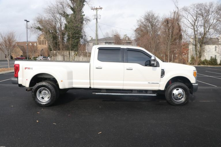 Used 2017 Ford F350 LARIAT SD 176'' CREW CAB 4X4 W/NAV LARIAT CREW CAB LONG BED DRW 4WD for sale Sold at Auto Collection in Murfreesboro TN 37130 8