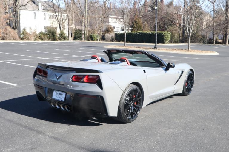 Used 2014 Chevrolet CORVETTE STINGRAY CONVERTIBLE 1LT W/NAV 1LT CONVERTIBLE for sale Sold at Auto Collection in Murfreesboro TN 37130 3