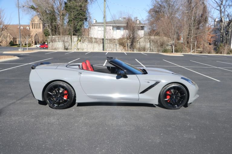 Used 2014 Chevrolet CORVETTE STINGRAY CONVERTIBLE 1LT W/NAV 1LT CONVERTIBLE for sale Sold at Auto Collection in Murfreesboro TN 37130 8