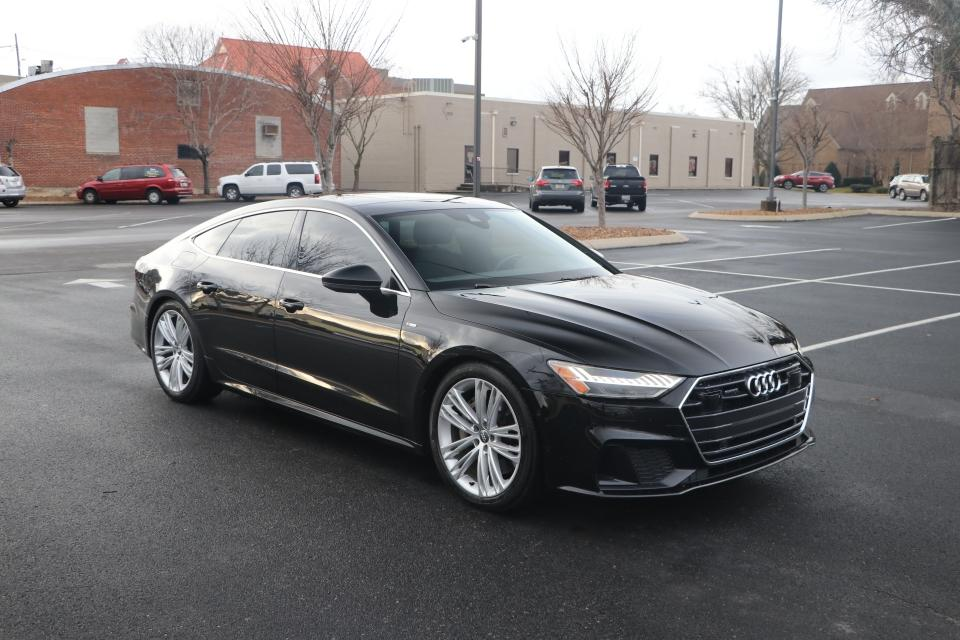 Used 2019 AUDI A7 QUATTRO PREMIUM PLUS S-LINE AWD W/NAV A7 PREMIUM PLUS  for sale $47,960 at Auto Collection in Murfreesboro TN 37130 1