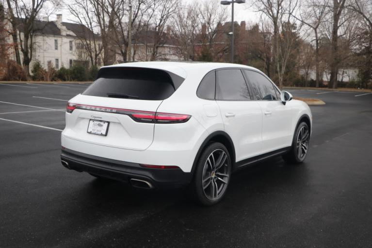 Used 2019 Porsche CAYENNE AWD W/NAV BASE for sale $63,950 at Auto Collection in Murfreesboro TN 37130 3