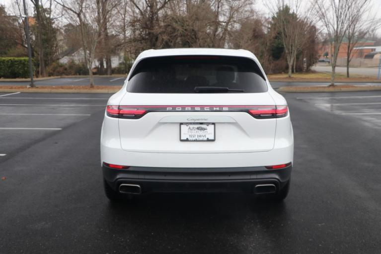 Used 2019 Porsche CAYENNE AWD W/NAV BASE for sale $63,950 at Auto Collection in Murfreesboro TN 37130 6