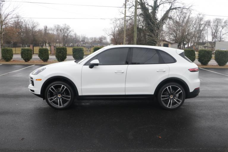Used 2019 Porsche CAYENNE AWD W/NAV BASE for sale $63,950 at Auto Collection in Murfreesboro TN 37130 7