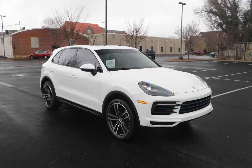 Used 2019 Porsche CAYENNE AWD W/NAV BASE for sale $63,950 at Auto Collection in Murfreesboro TN 37130 1