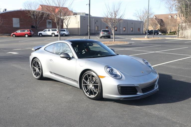 Used Used 2019 Porsche 911 CARRERA T CHRONO W/NAV CARRERA COUPE for sale $104,950 at Auto Collection in Murfreesboro TN