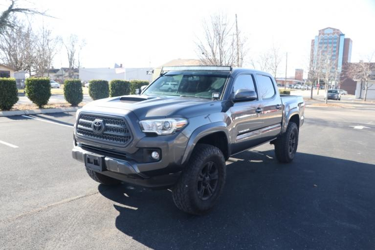 Used 2016 Toyota TACOMA TRD SPORT 4x2 DB CAB W/ADD ONS SR5 DOUBLE CAB LONG BED V6 6AT 2WD for sale Sold at Auto Collection in Murfreesboro TN 37130 2