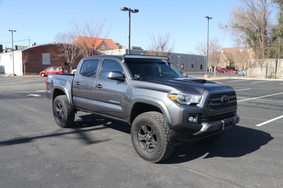 Used 2016 Toyota TACOMA TRD SPORT 4x2 DB CAB W/ADD ONS SR5 DOUBLE CAB LONG BED V6 6AT 2WD for sale Sold at Auto Collection in Murfreesboro TN 37130 1