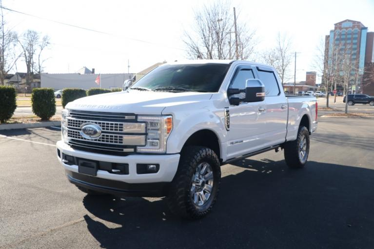 Used 2017 Ford F-250 SD PLATINUM ULTIMATE 4X4 DIESEL CREW CAB W/N PLATINUMCREW CAB 4WD for sale Sold at Auto Collection in Murfreesboro TN 37130 2
