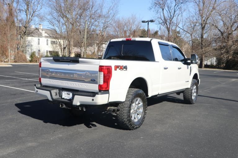 Used 2017 Ford F-250 SD PLATINUM ULTIMATE 4X4 DIESEL CREW CAB W/N PLATINUMCREW CAB 4WD for sale Sold at Auto Collection in Murfreesboro TN 37130 3