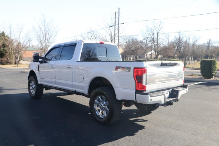 Used 2017 Ford F-250 SD PLATINUM ULTIMATE 4X4 DIESEL CREW CAB W/N PLATINUMCREW CAB 4WD for sale Sold at Auto Collection in Murfreesboro TN 37130 4