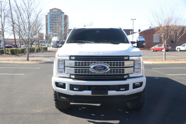Used 2017 Ford F-250 SD PLATINUM ULTIMATE 4X4 DIESEL CREW CAB W/N PLATINUMCREW CAB 4WD for sale Sold at Auto Collection in Murfreesboro TN 37130 5