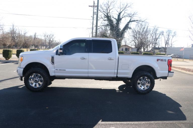 Used 2017 Ford F-250 SD PLATINUM ULTIMATE 4X4 DIESEL CREW CAB W/N PLATINUMCREW CAB 4WD for sale Sold at Auto Collection in Murfreesboro TN 37130 7