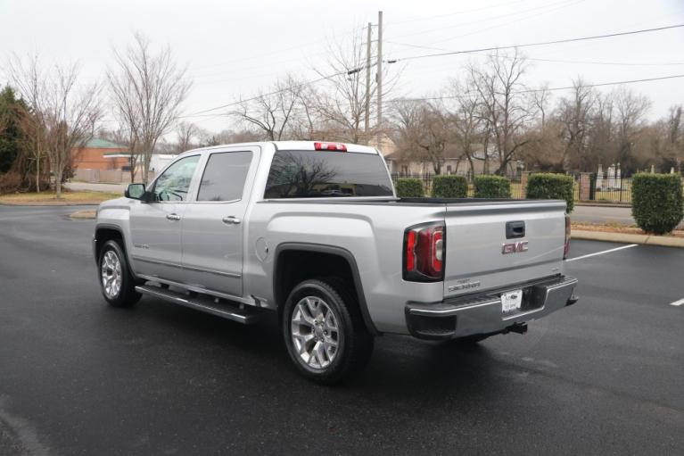 Used 2018 GMC SIERRA 1500 SLT PREMIUM 4WD CREW CAB  SLT CREW CAB SHORT BOX 4WD for sale Sold at Auto Collection in Murfreesboro TN 37130 4