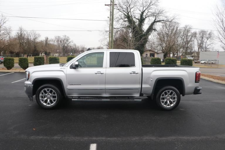 Used 2018 GMC SIERRA 1500 SLT PREMIUM 4WD CREW CAB  SLT CREW CAB SHORT BOX 4WD for sale Sold at Auto Collection in Murfreesboro TN 37130 7