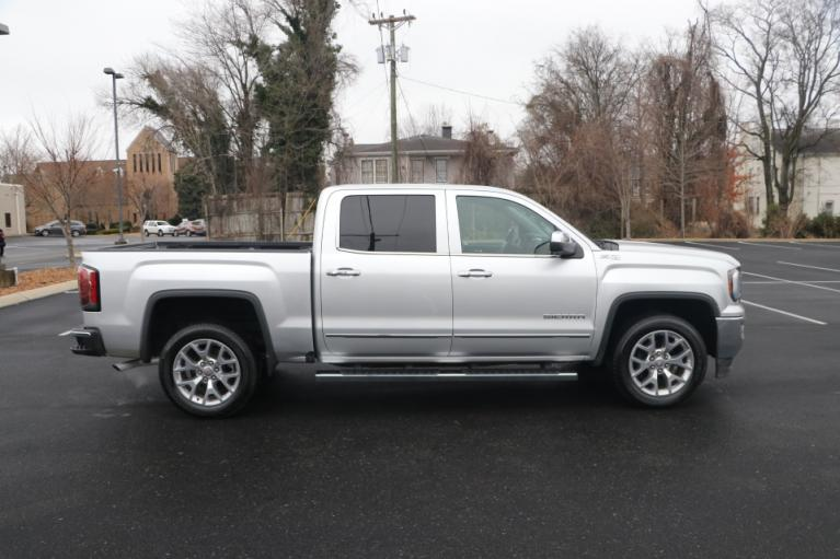 Used 2018 GMC SIERRA 1500 SLT PREMIUM 4WD CREW CAB  SLT CREW CAB SHORT BOX 4WD for sale Sold at Auto Collection in Murfreesboro TN 37130 8