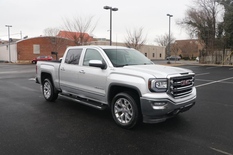 Used 2018 GMC SIERRA 1500 SLT PREMIUM 4WD CREW CAB  SLT CREW CAB SHORT BOX 4WD for sale Sold at Auto Collection in Murfreesboro TN 37130 1