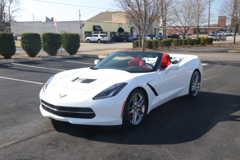 Used 2014 Chevrolet CORVETTE STINGRAY Z51 3LT CONVERTIBLE W/NAV Z51 3LT CONVERTIBLE for sale Sold at Auto Collection in Murfreesboro TN 37130 2