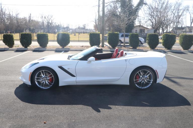 Used 2014 Chevrolet CORVETTE STINGRAY Z51 3LT CONVERTIBLE W/NAV Z51 3LT CONVERTIBLE for sale Sold at Auto Collection in Murfreesboro TN 37130 7