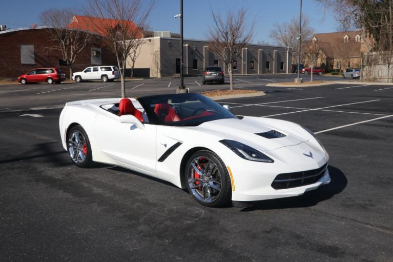 Used 2014 Chevrolet CORVETTE STINGRAY Z51 3LT CONVERTIBLE W/NAV Z51 3LT CONVERTIBLE for sale Sold at Auto Collection in Murfreesboro TN 37130 1