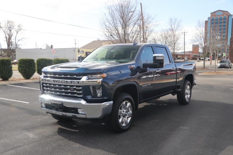 Used 2020 Chevrolet SILVERADO 3500HD DURAMAX LTZ CREW CAB W/NAV LTZ CREW CAB 4WD for sale Sold at Auto Collection in Murfreesboro TN 37130 2