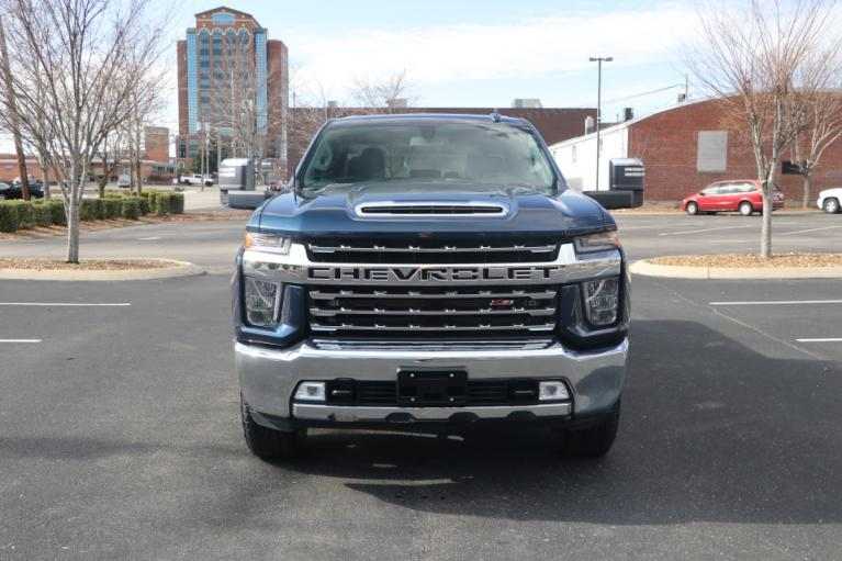 Used 2020 Chevrolet SILVERADO 3500HD DURAMAX LTZ CREW CAB W/NAV LTZ CREW CAB 4WD for sale Sold at Auto Collection in Murfreesboro TN 37130 5