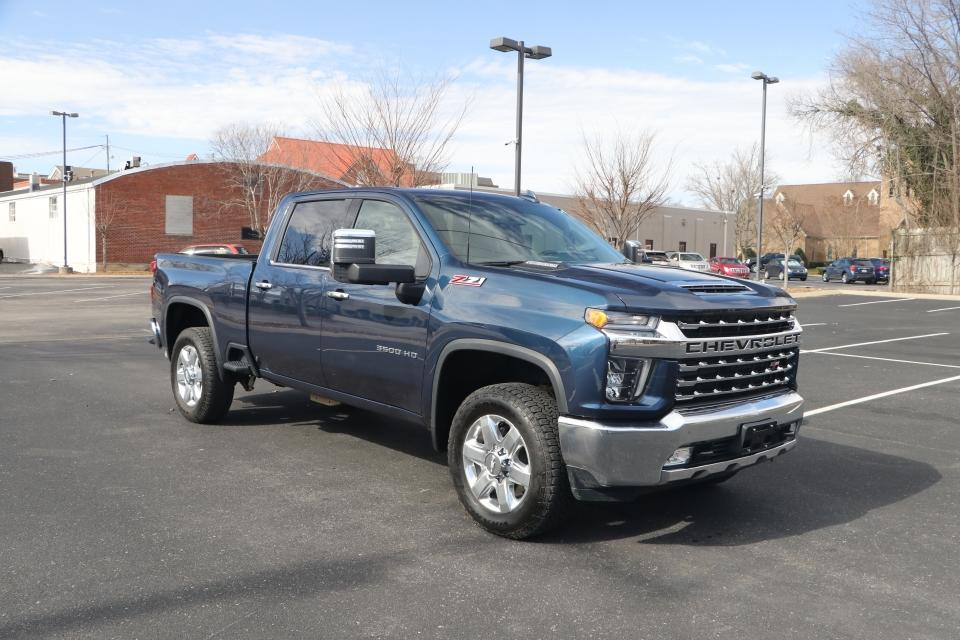Used 2020 Chevrolet SILVERADO 3500HD DURAMAX LTZ CREW CAB W/NAV LTZ CREW CAB 4WD for sale Sold at Auto Collection in Murfreesboro TN 37130 1