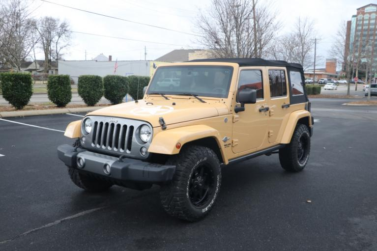 Used 2014 JEEP WRANGLER UNLIMITED FREEDOM EDITION 4WD Unlimited sport 4x4 for sale Sold at Auto Collection in Murfreesboro TN 37130 2