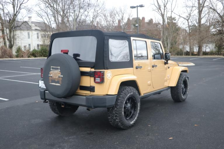 Used 2014 JEEP WRANGLER UNLIMITED FREEDOM EDITION 4WD Unlimited sport 4x4 for sale Sold at Auto Collection in Murfreesboro TN 37130 3