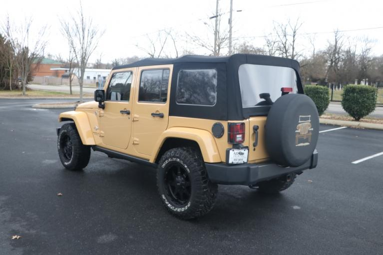 Used 2014 JEEP WRANGLER UNLIMITED FREEDOM EDITION 4WD Unlimited sport 4x4 for sale Sold at Auto Collection in Murfreesboro TN 37130 4