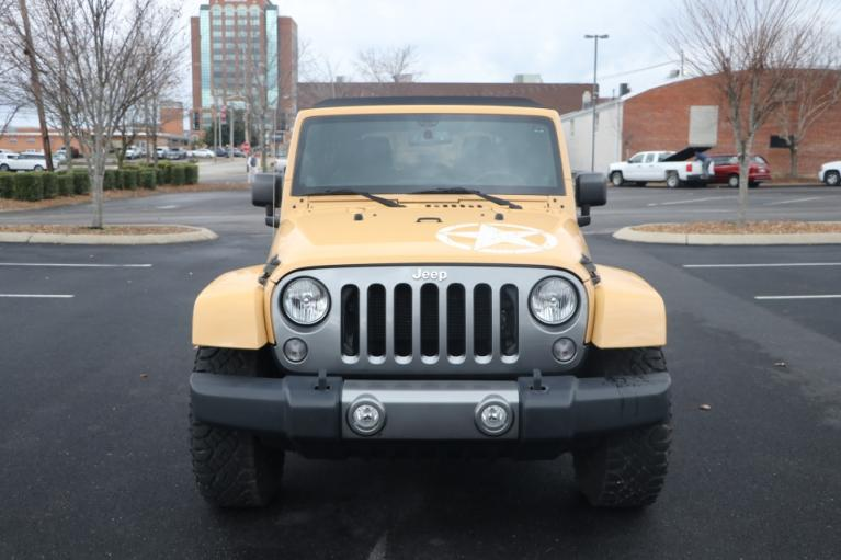 Used 2014 JEEP WRANGLER UNLIMITED FREEDOM EDITION 4WD Unlimited sport 4x4 for sale Sold at Auto Collection in Murfreesboro TN 37130 5