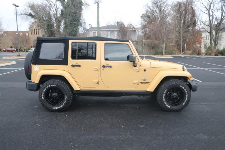 Used 2014 JEEP WRANGLER UNLIMITED FREEDOM EDITION 4WD Unlimited sport 4x4 for sale Sold at Auto Collection in Murfreesboro TN 37130 8