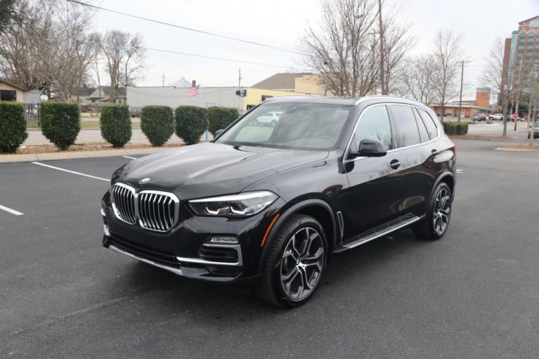 Used 2020 BMW X5 SDRIVE 40I PREMIUM RWD W/NAV SDRIVE40I for sale Sold at Auto Collection in Murfreesboro TN 37130 2