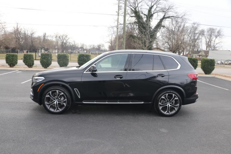 Used 2020 BMW X5 SDRIVE 40I PREMIUM RWD W/NAV SDRIVE40I for sale Sold at Auto Collection in Murfreesboro TN 37130 7