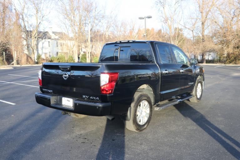 Used 2017 Nissan TITAN 4WD CREW CAB W/NAV SV CREW CAB 4WD for sale $29,950 at Auto Collection in Murfreesboro TN 37130 3