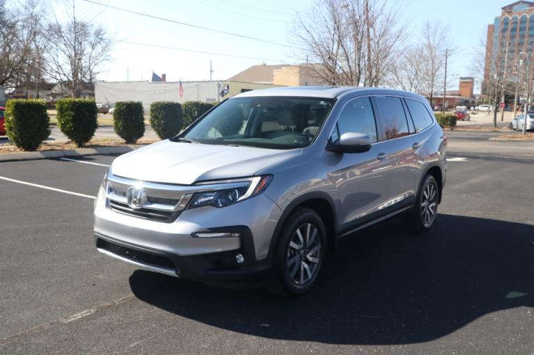 Used 2019 Honda PILOT EX-L FWD W/NAV EX-L W/NAVIGATION AND RES for sale Sold at Auto Collection in Murfreesboro TN 37130 2