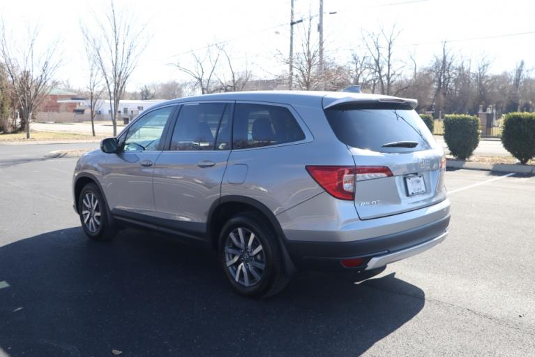 Used 2019 Honda PILOT EX-L FWD W/NAV EX-L W/NAVIGATION AND RES for sale Sold at Auto Collection in Murfreesboro TN 37130 4