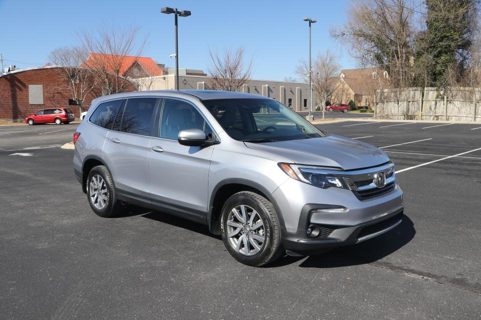 Used 2019 Honda PILOT EX-L FWD W/NAV EX-L W/NAVIGATION AND RES for sale Sold at Auto Collection in Murfreesboro TN 37130 1